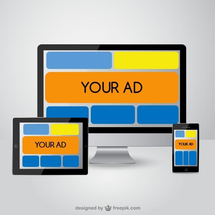 Displaykampagnen - Computer, Tablet, Smartphone