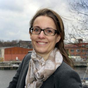 Portrait von Elke Kronewald Dozentin an der FH Kiel