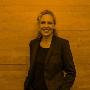 Porträt von Katrin Möllers CEO von der Kommunikationsagentur Ansel & Möllers